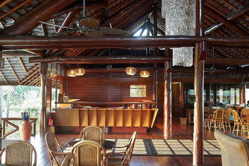 Gastronomia espaço para drinks resort